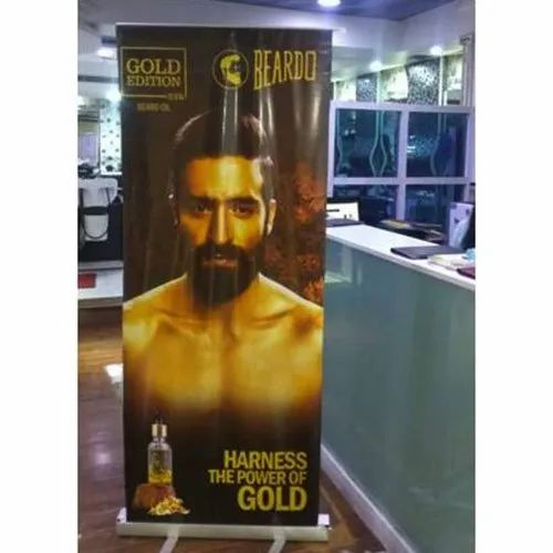 Printed Roll-Up Standee