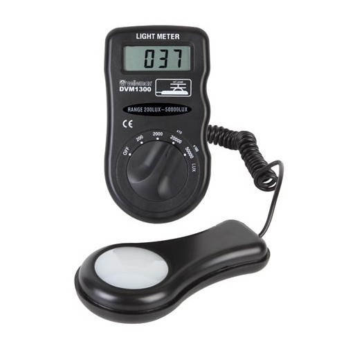 Lux Meter & Light Meter