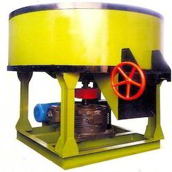 Roller Type Pan Mixer Machine