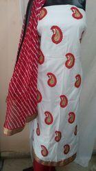 Aaditri Embroidery Ladies Suit Material