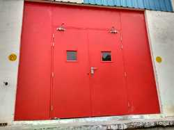 Steel Fire Doors