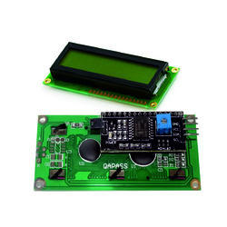 LCD 1602 with I2C