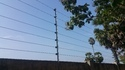 Solar Wall Top Fence