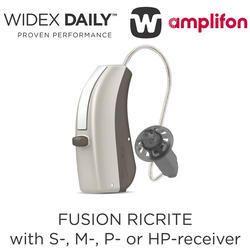 Fusion RICRITE Hearing Aid