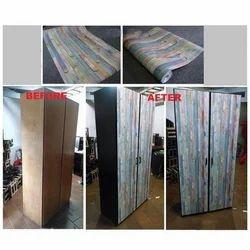 German Self Adhesive PVC Furniture Films