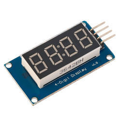 TM1637 4 Bits LED Display Module
