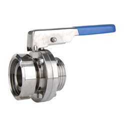 SMS End Butterfly Valve