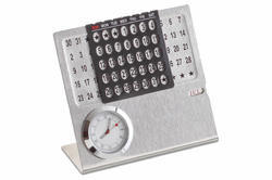 Perpetual Calendar With Watch