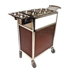 Small Snacks Trolley