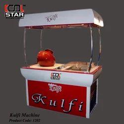Kulfi Machine for Ice-Cream Parlor