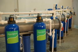 Industrial Water Filters & Filter Media