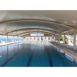 Swimming Pool Tensile Structure