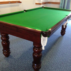 Pool Table with China Ball Set