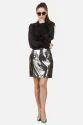 Fancy Western Metallic Skirt