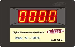 Digital LED Temperature Indicator (Model No. TLD-161)