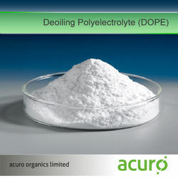 Deoiling Polyelectrolyte (DOPE)