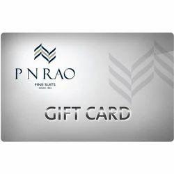P N Rao - E-Gift Card - E-Gift Voucher