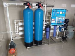 1500 LPH RO Plant