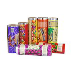 Toffee Packaging Laminated Film