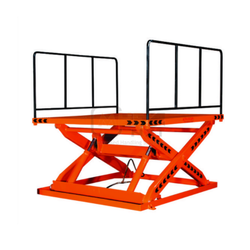 Scissor Lift for Lifting Goods