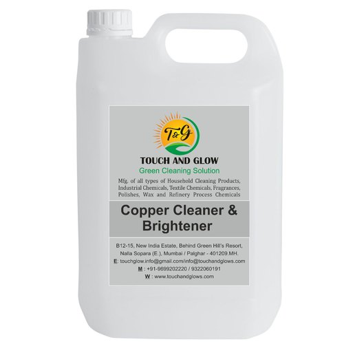 Cleaning Products Copper Cleaner Manufacturer From Mumbai