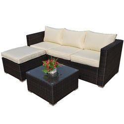 L Shape Indoor Sofa