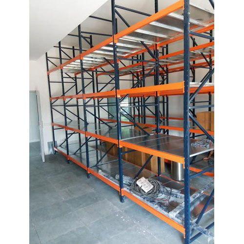 Multi-tier Storage Racks