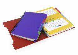 Dataking PP Cover Notebooks