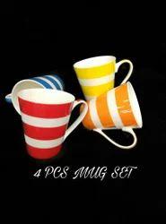 150mm Printed Coffee Mug