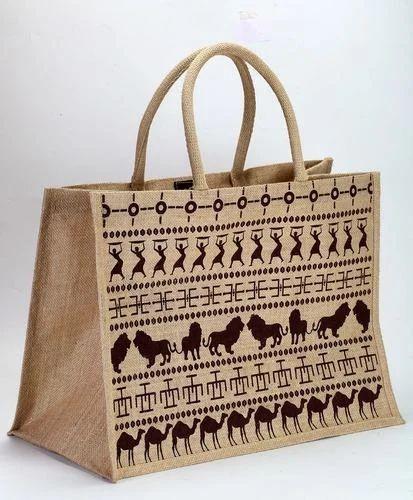 9de7c1e24d13 Jute Bags - Jute Lunch Bag Manufacturer from Delhi