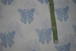 Hand Block Printed Cotton Fabric Indian Printed Fabric Print