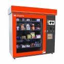 Retail Vending Machine