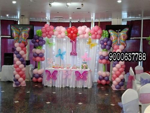 1st Birthday Party Decorations