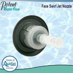 Face Swirl Jet Nozzle