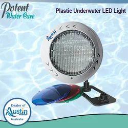 Plastic Underwater LED Light