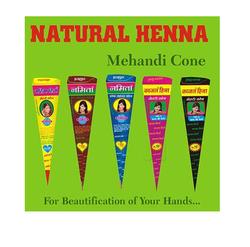 Henna Cones