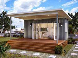 Pre-Engineered Engineers Guest House