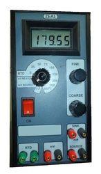 Battery Operated mV/mA/RTD Calibrator
