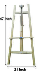 Wooden Display Easel Stand - 4 Ft