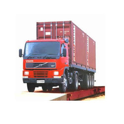 Lorry Weighbridge