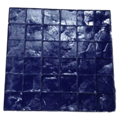 Monte Carlo Concrete Stamp