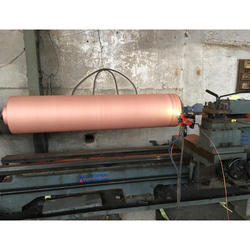 Fine Super Polishing On MG Cylinder Paper Mills Roll