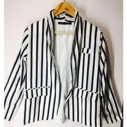 Ladies Stripe Jacket