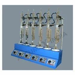 Soxhlet Extraction Unit