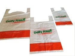 HM Printed Polythene Bag