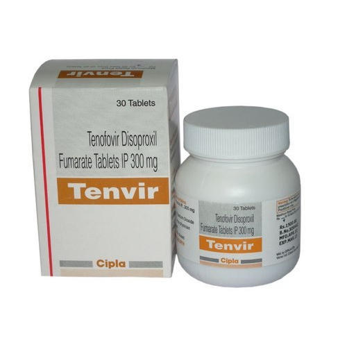 Hiv Aids Medicines Tenvir 300 Mg Tablets Manufacturer