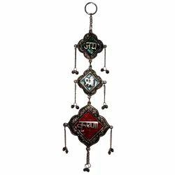 Metal Jai Shree Krishna Hanging