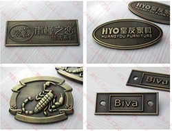 Copper Badges