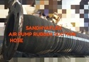 150mm ID Rubber Pump Deteriorating Rubber Hose