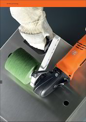 Fein WPO 14-25E Set Stainless Steel Polishing machine